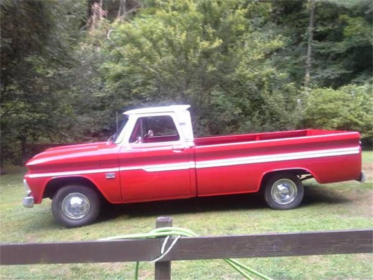 1966 Chevrolet C10 (CC-1151274) for sale in Cadillac, Michigan