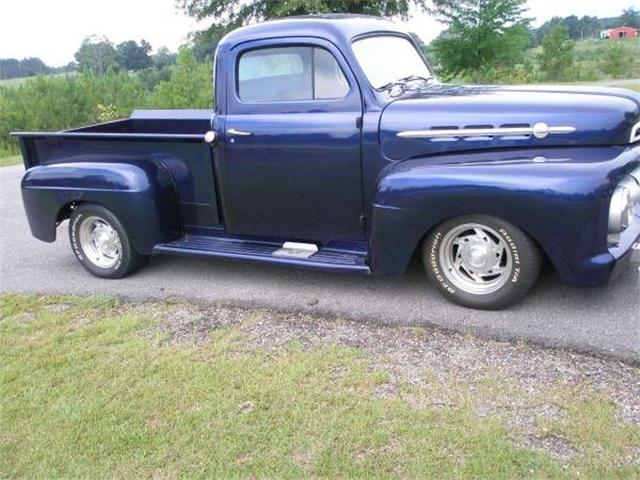 1952 Ford F1 (CC-1151298) for sale in Cadillac, Michigan