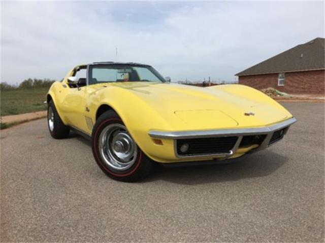 1969 Chevrolet Corvette (CC-1151299) for sale in Cadillac, Michigan