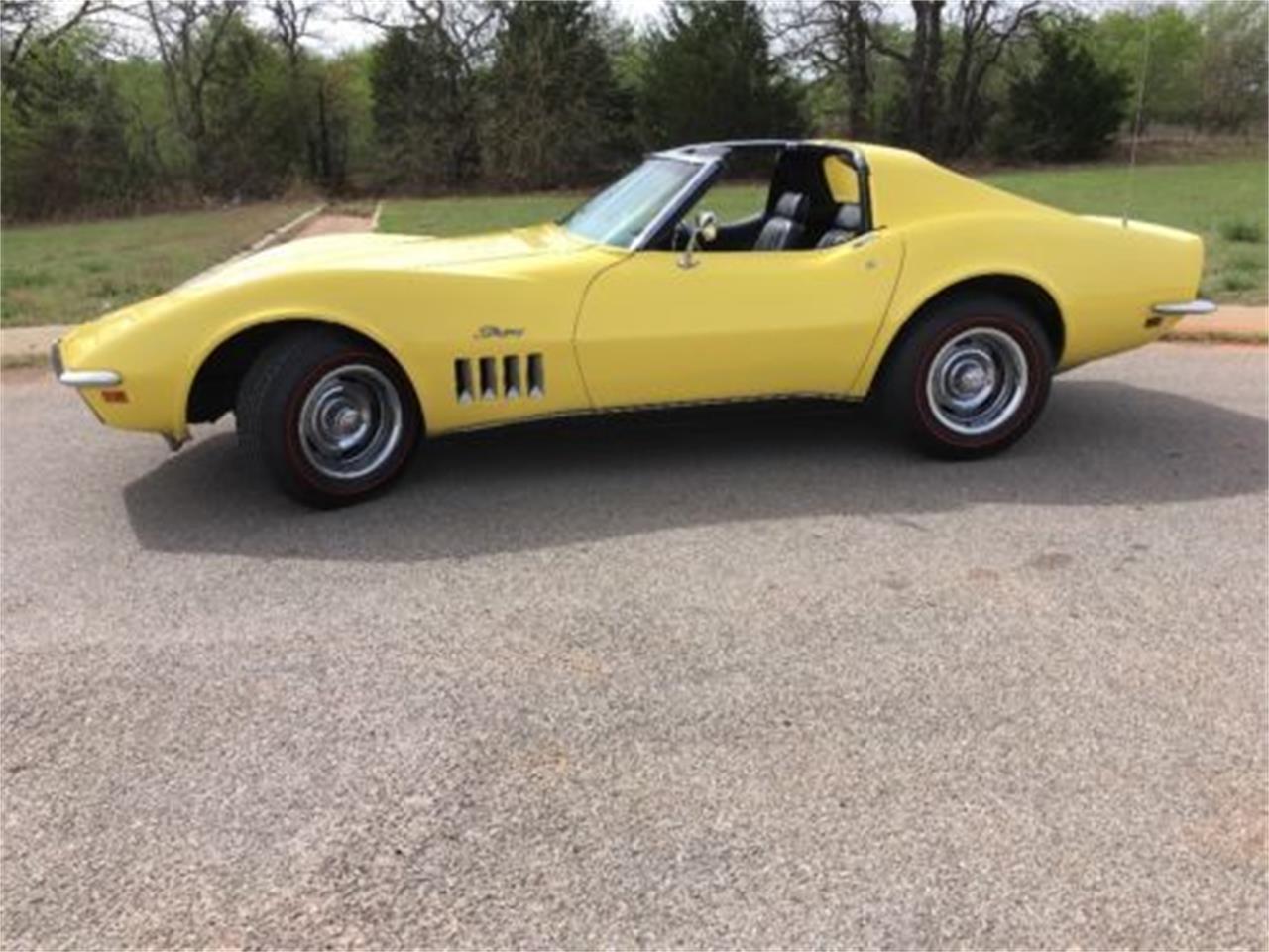 1969 Chevrolet Corvette (CC-1151299) for sale in Cadillac, Michigan