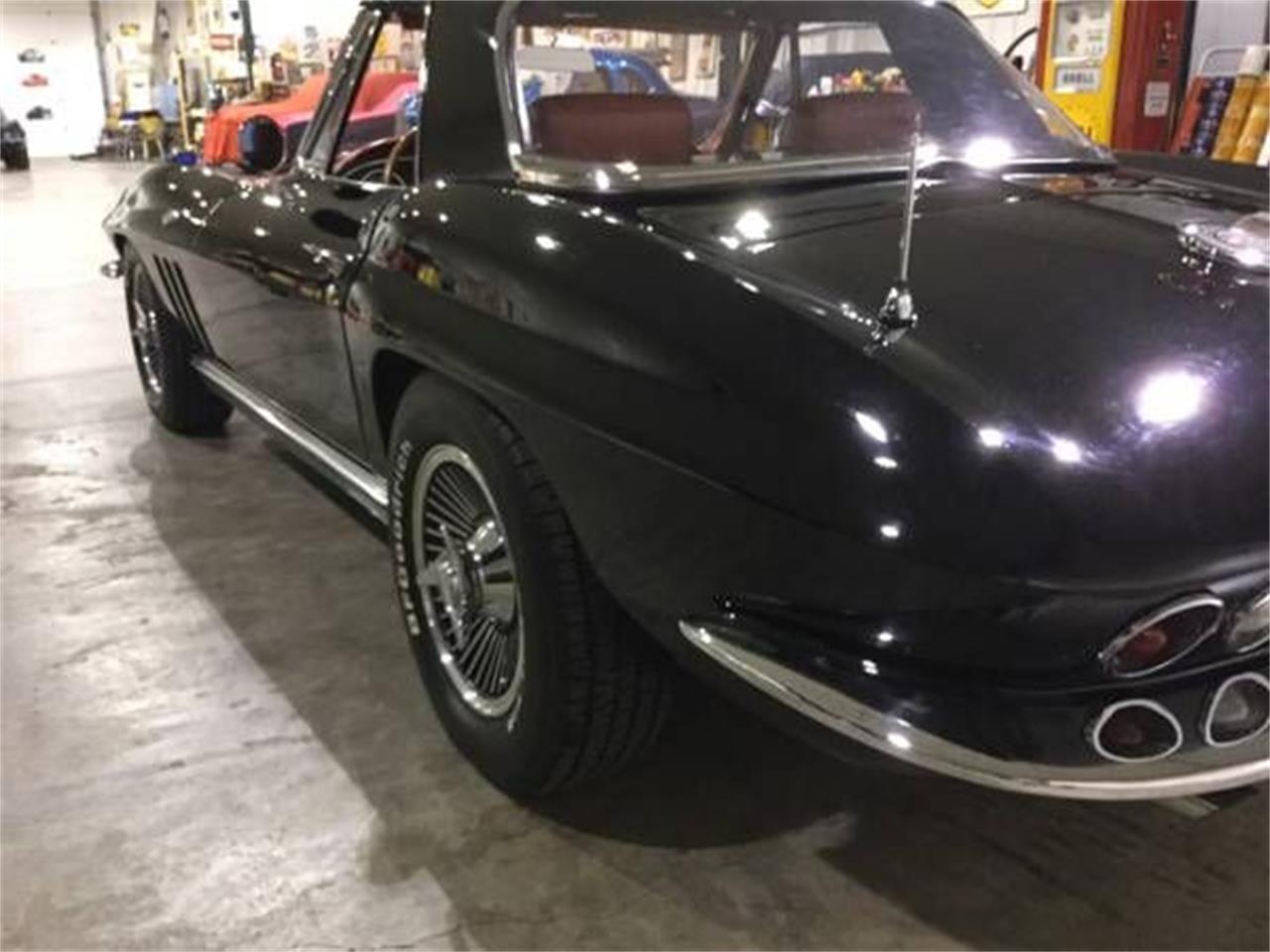 1966 Chevrolet Corvette (CC-1151319) for sale in Cadillac, Michigan