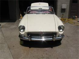 1966 MG MGB (CC-1151321) for sale in Cadillac, Michigan