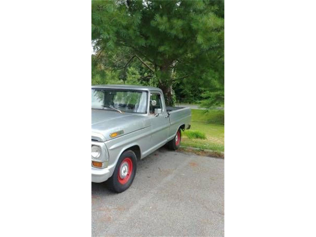 1968 Ford F100 (CC-1151333) for sale in Cadillac, Michigan