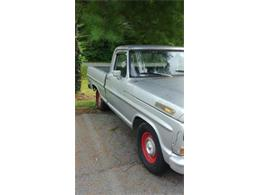 1968 Ford F100 (CC-1151333) for sale in Cadillac, Michigan