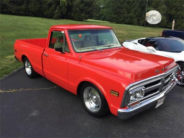 1969 GMC Sierra (CC-1151336) for sale in Cadillac, Michigan
