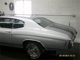 1971 Chevrolet Chevelle (CC-1151362) for sale in Cadillac, Michigan