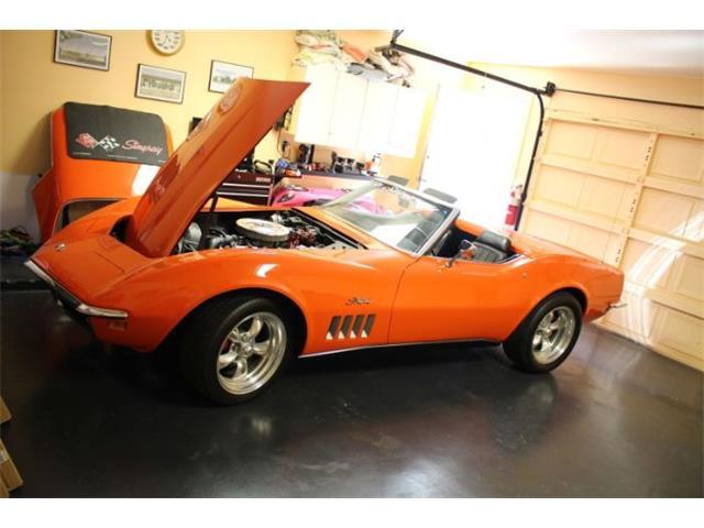 1969 Chevrolet Corvette (CC-1151376) for sale in Cadillac, Michigan