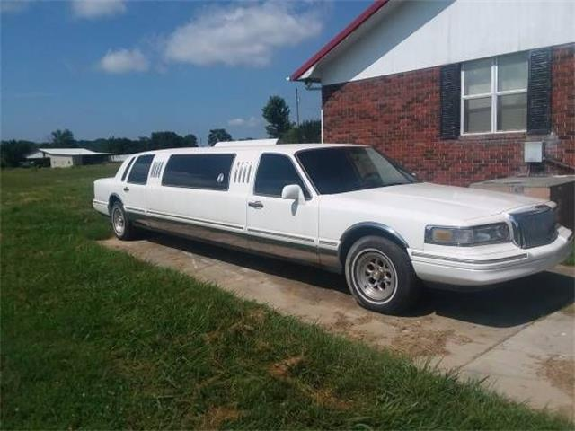1997 Lincoln Limousine (CC-1151381) for sale in Cadillac, Michigan