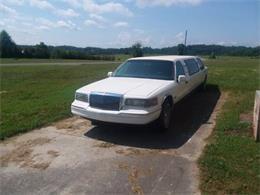 1997 Lincoln Limousine (CC-1151381) for sale in Cadillac, Michigan