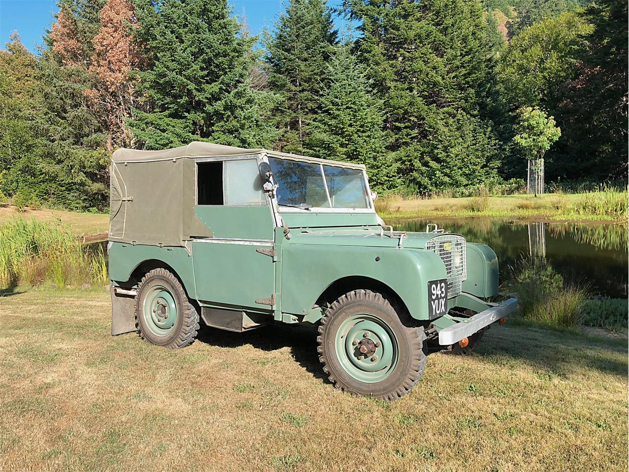 1949 Land Rover Series I (CC-1151409) for sale in Gold Beach, Oregon