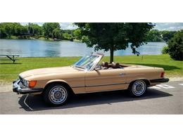1976 Mercedes-Benz 450SL (CC-1150141) for sale in Somonauk, Illinois
