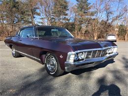1967 Chevrolet Caprice (CC-1151502) for sale in Westford, Massachusetts