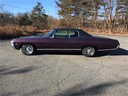 1967 Chevrolet Caprice (CC-1151502) for sale in Westford, Massachusetts
