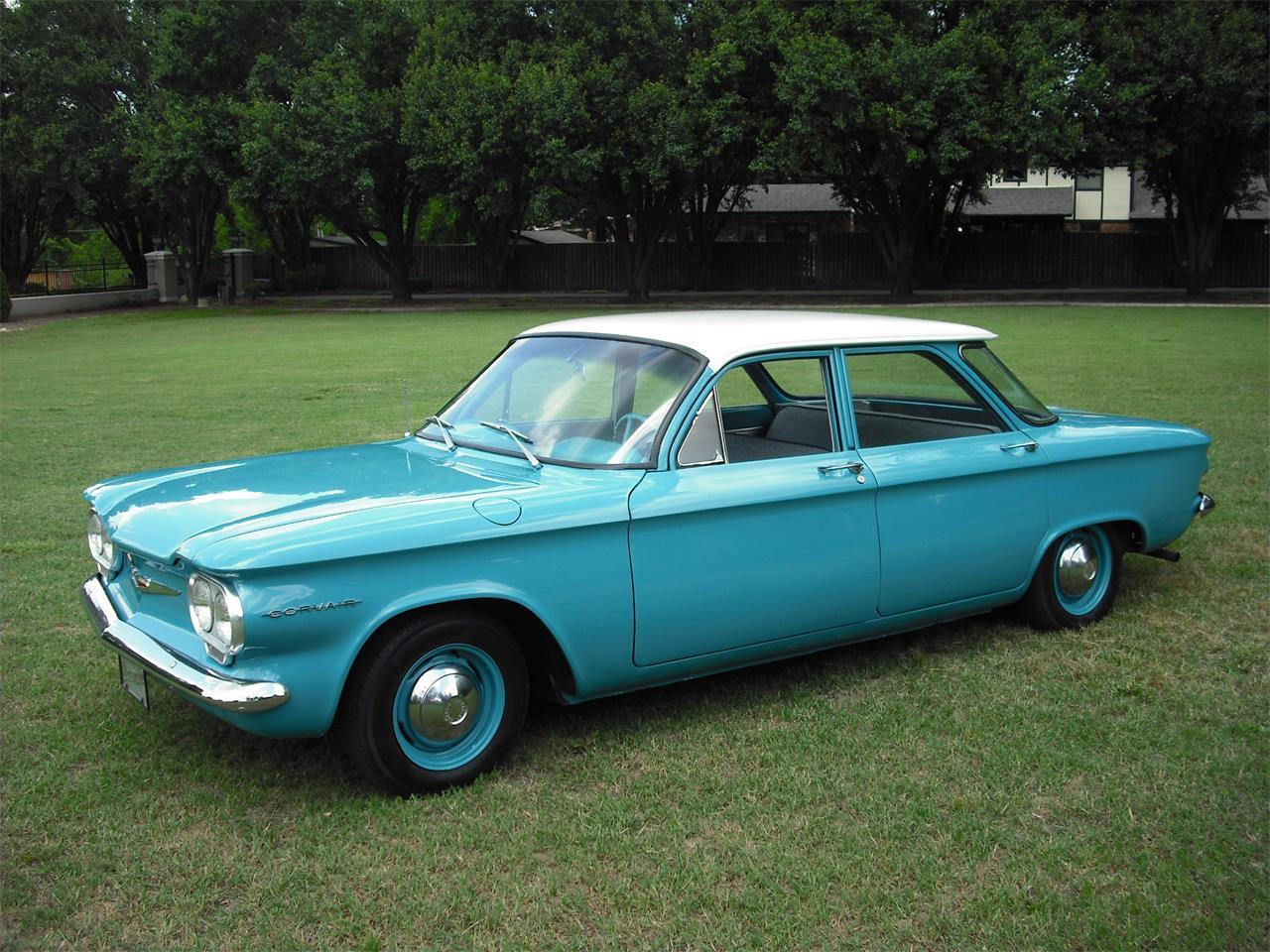 1960 Chevrolet Corvair (CC-1151539) for sale in Broken Arrow, Oklahoma