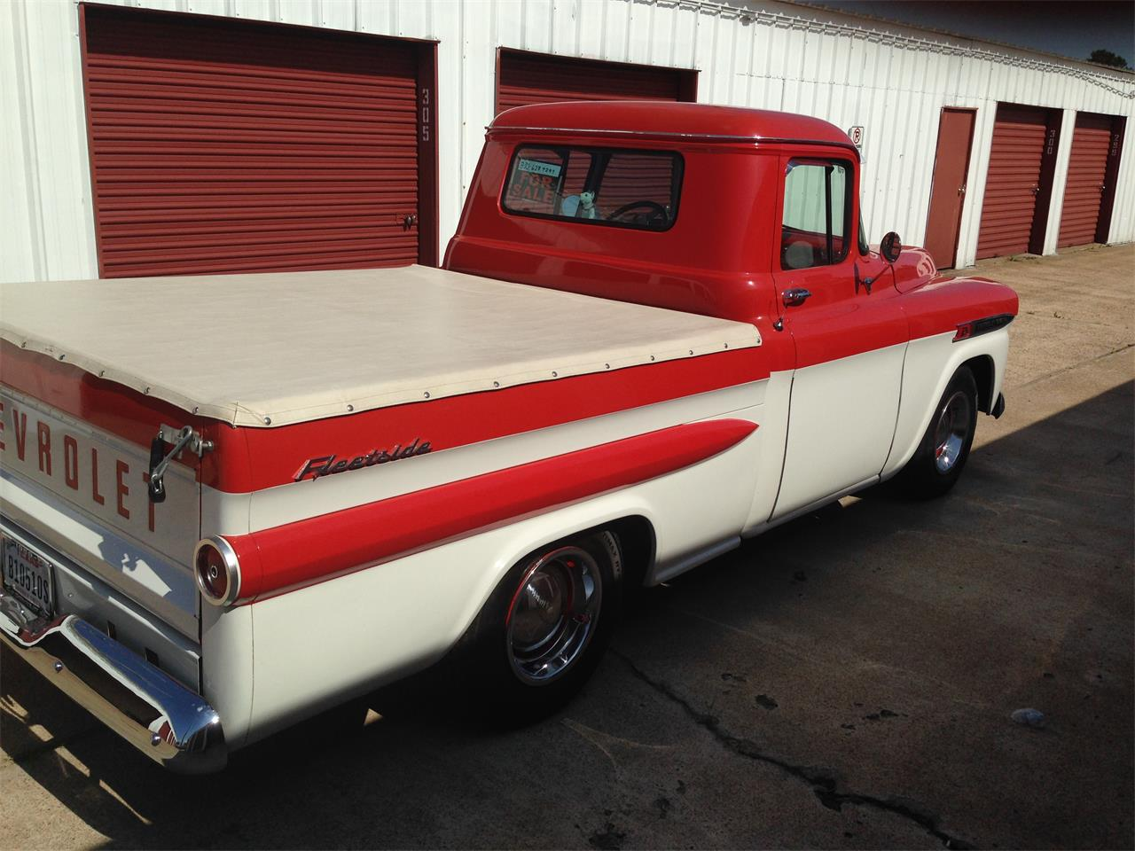 1959 Chevrolet Apache (CC-1151557) for sale in Houston, Texas