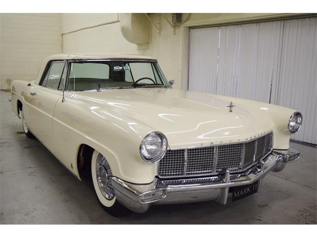 1956 Continental Mark II (CC-1151562) for sale in Fredericksburg, Virginia