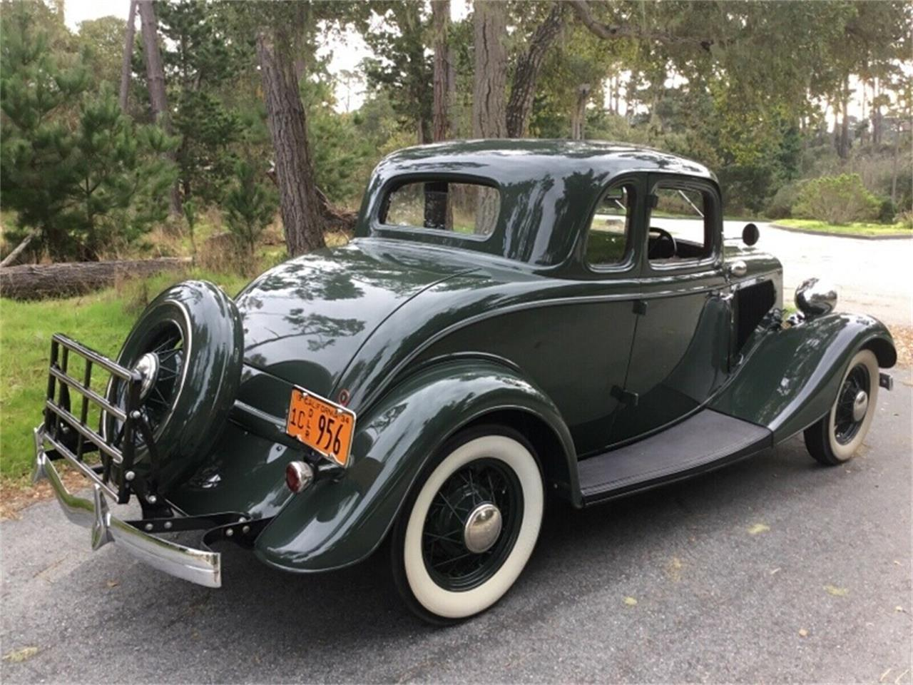 1934 Ford Deluxe (CC-1151568) for sale in Oceanside, California