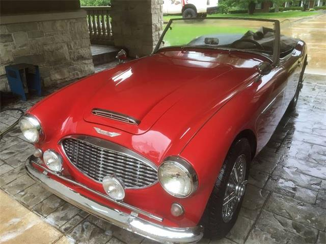 1961 Austin-Healey 3000 (CC-1151747) for sale in St Louis, Missouri