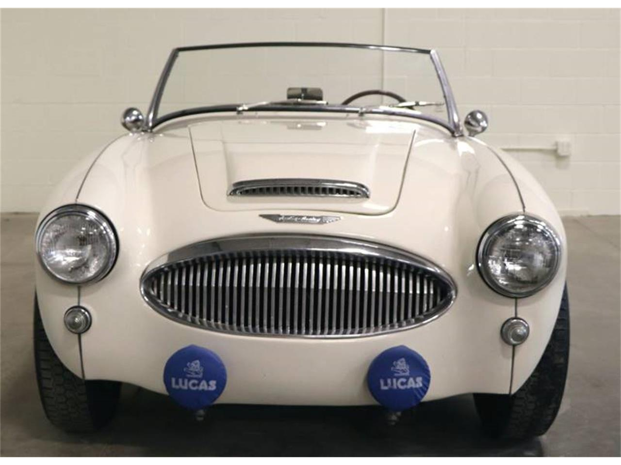 1962 Austin-Healey 3000 (CC-1151750) for sale in St Louis, Missouri