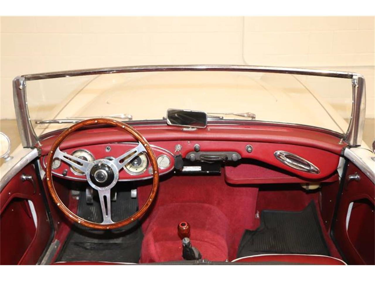 1962 Austin-Healey 3000 (CC-1151750) for sale in St Louis, Missouri