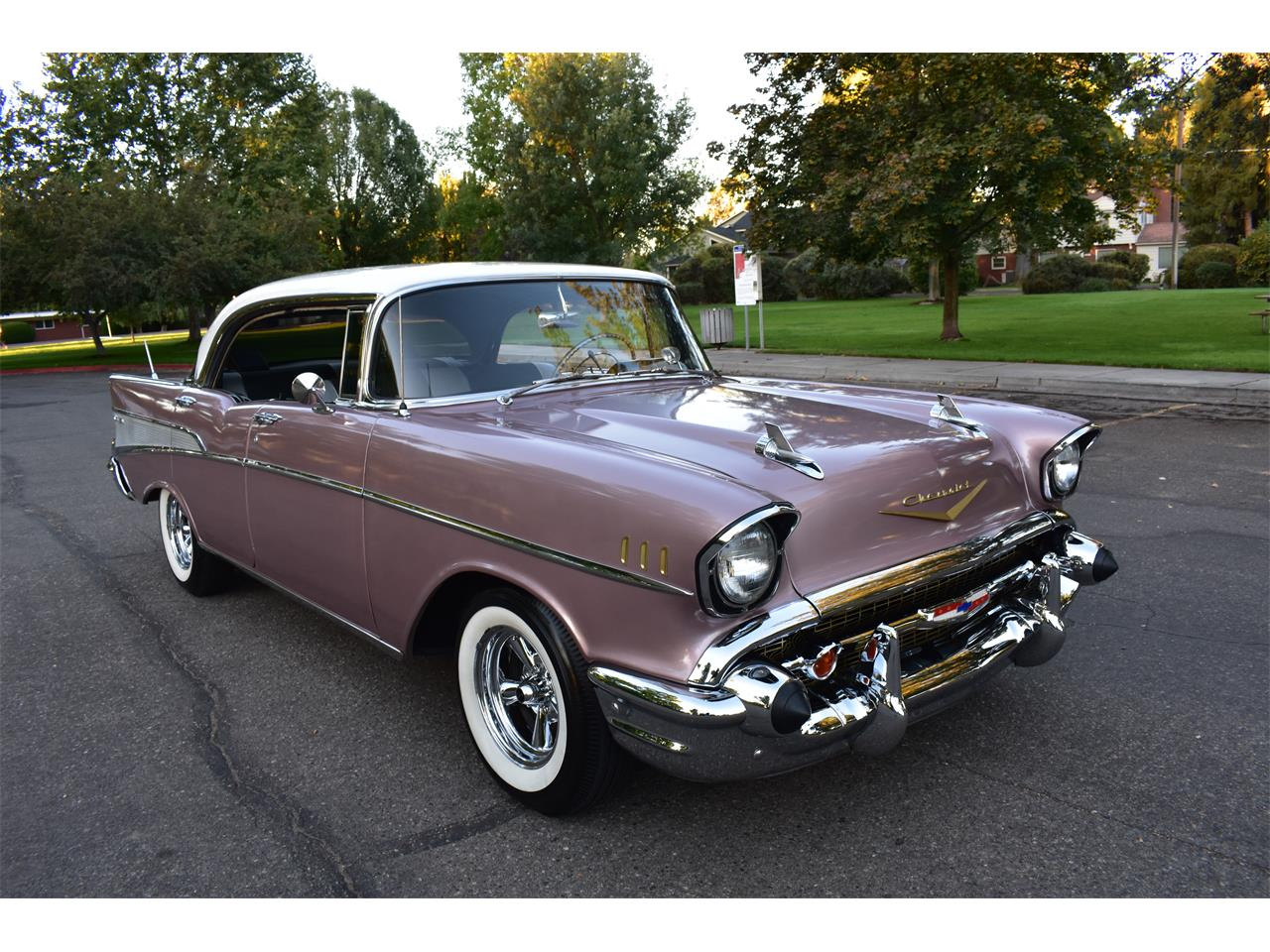1957 Chevy Bel Air For Sale >> 1957 Chevrolet Bel Air For Sale Classiccars Com Cc 1151772