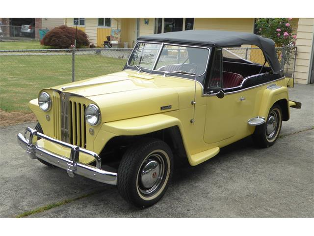 1948 Willys-Overland Jeepster (CC-1151793) for sale in Quartzsite, Arizona