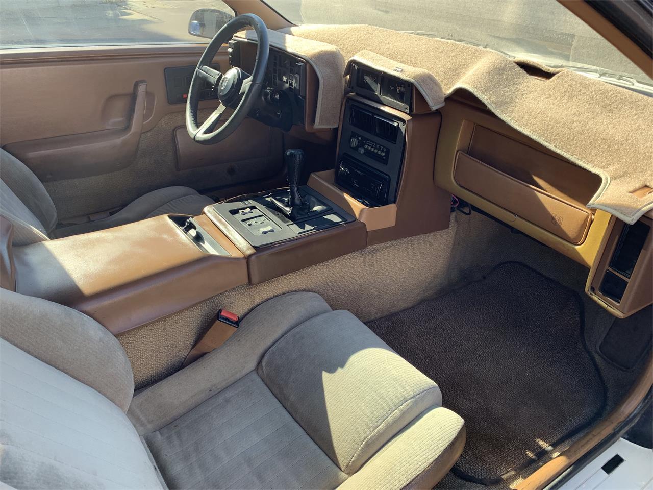 1988 Pontiac Fiero (CC-1151824) for sale in Henderson, Nevada