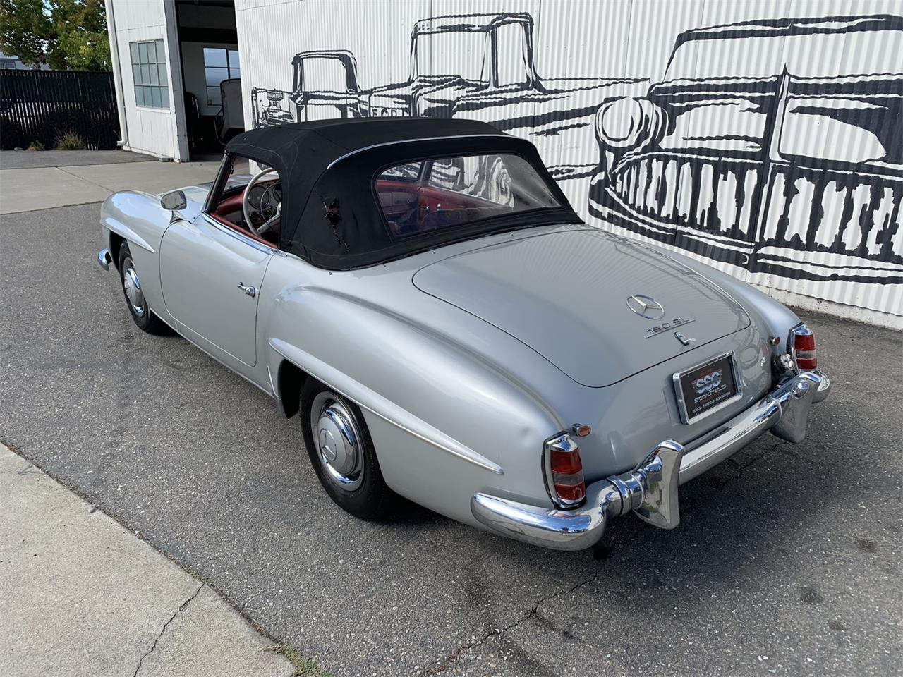 1959 Mercedes-Benz 190SL (CC-1151850) for sale in Fairfield, California