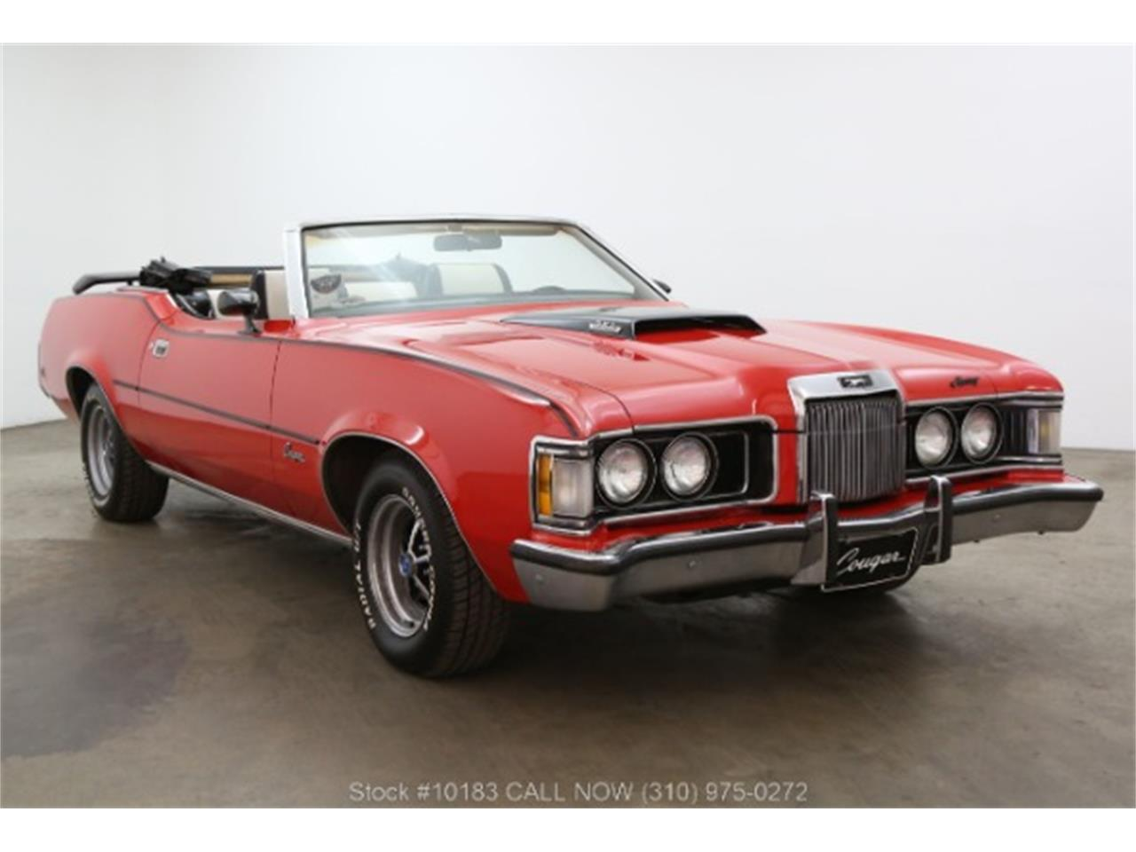 1973 Mercury Cougar (CC-1151851) for sale in Beverly Hills, California
