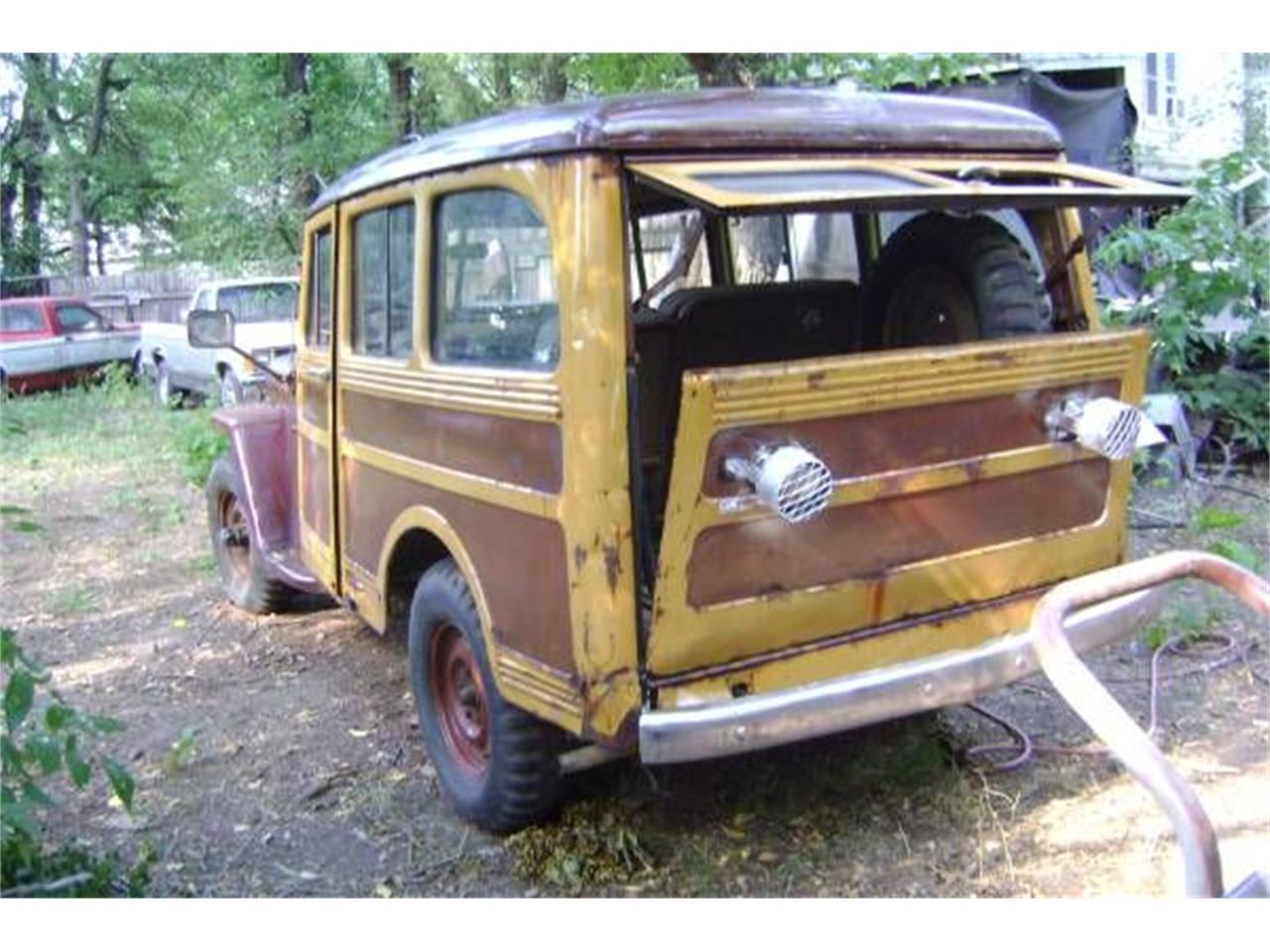 1946 Jeep Wagon (CC-1151855) for sale in Cadillac, Michigan