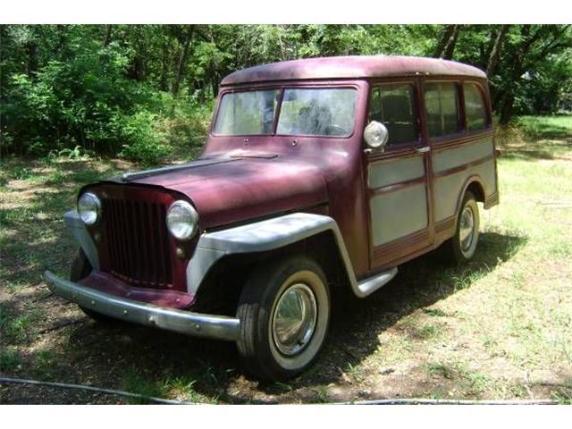 1949 Jeep Wagon (CC-1151857) for sale in Cadillac, Michigan