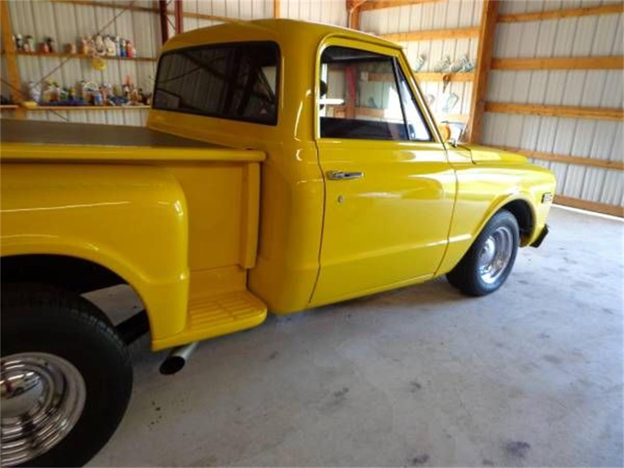 1968 Chevrolet C10 (CC-1151899) for sale in Cadillac, Michigan