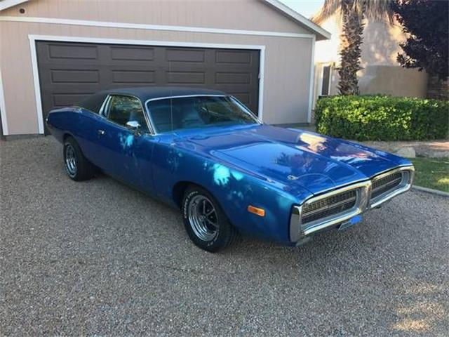 1972 Dodge Charger (CC-1151907) for sale in Cadillac, Michigan