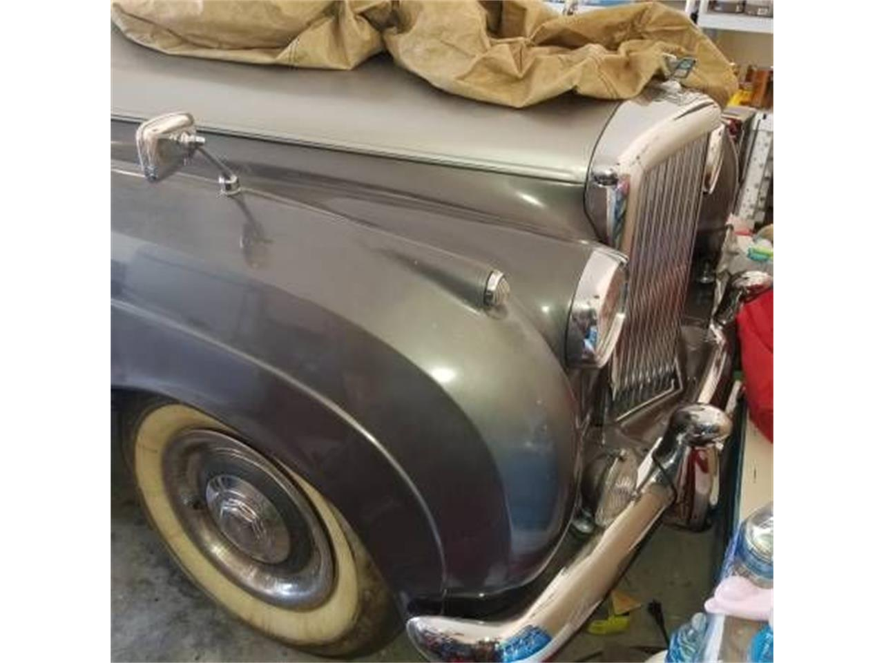 1956 Bentley S1 (CC-1151908) for sale in Cadillac, Michigan