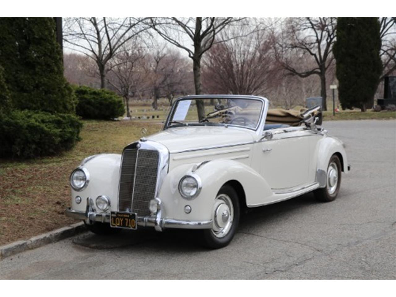 1955 Mercedes-Benz 220 (CC-1152025) for sale in Astoria, New York