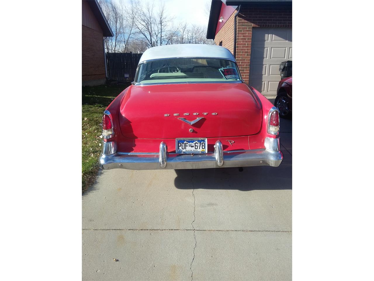 1955 DeSoto 4-Dr Sedan (CC-1152098) for sale in Denver, Colorado