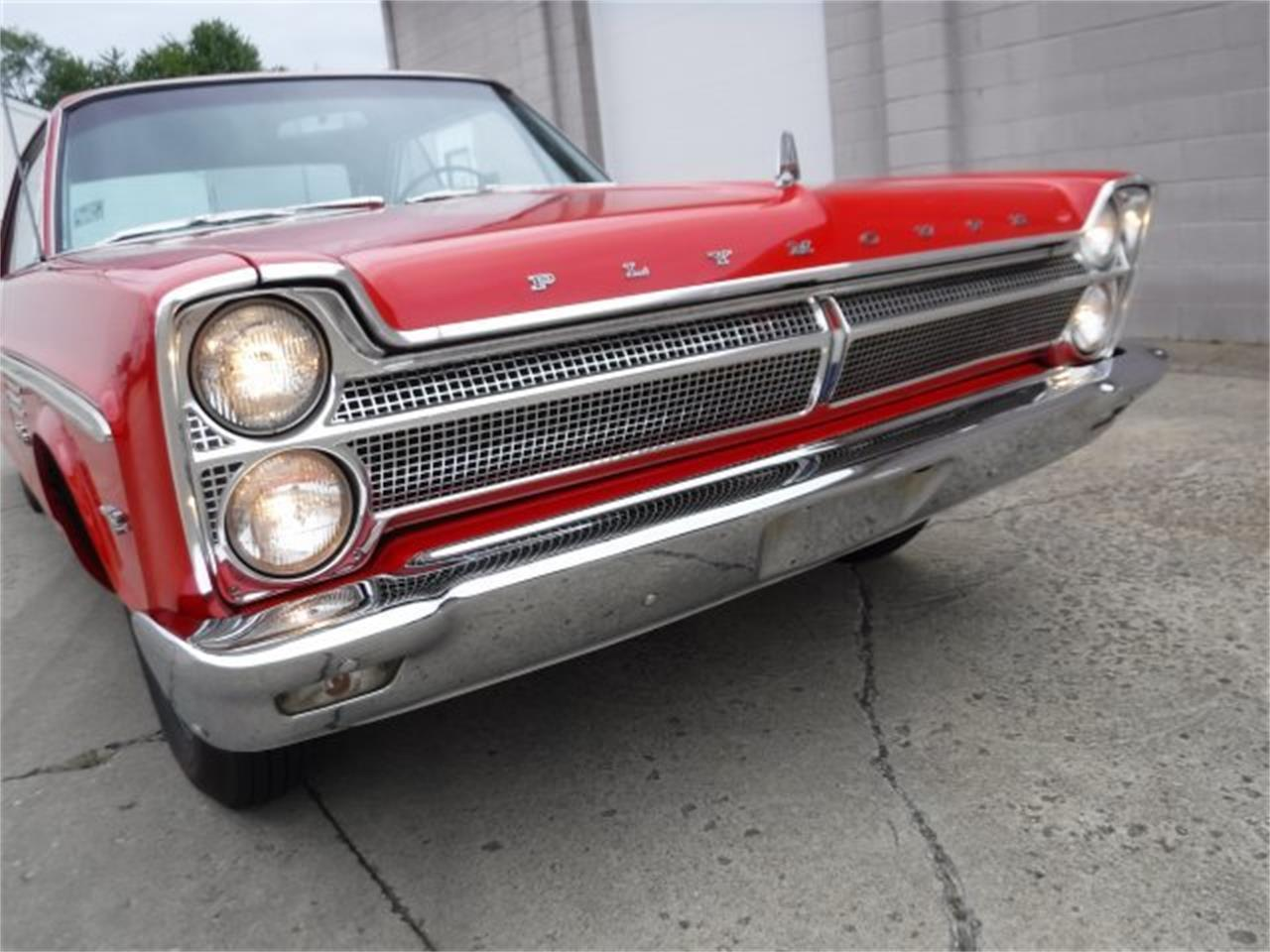 1965 Plymouth Sport Fury (CC-1152099) for sale in Milford, Ohio
