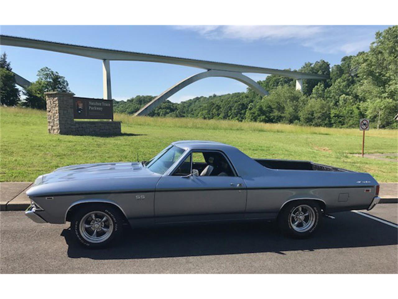 1969 Chevrolet El Camino Ss For Sale Classiccars Com Cc 1152147
