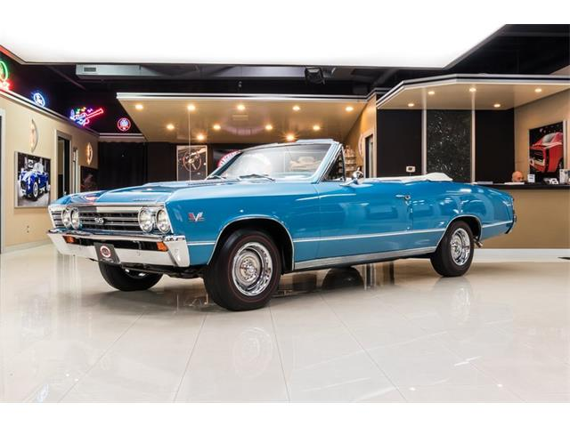 1967 Chevrolet Chevelle (CC-1152158) for sale in Plymouth, Michigan