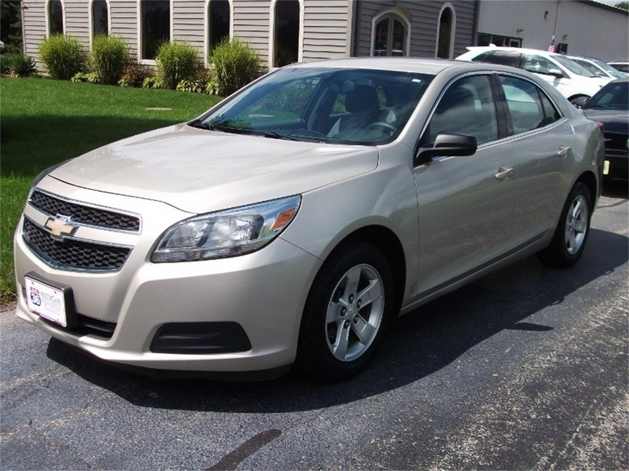 2013 Chevrolet Malibu (CC-1152298) for sale in Dublin, Ohio
