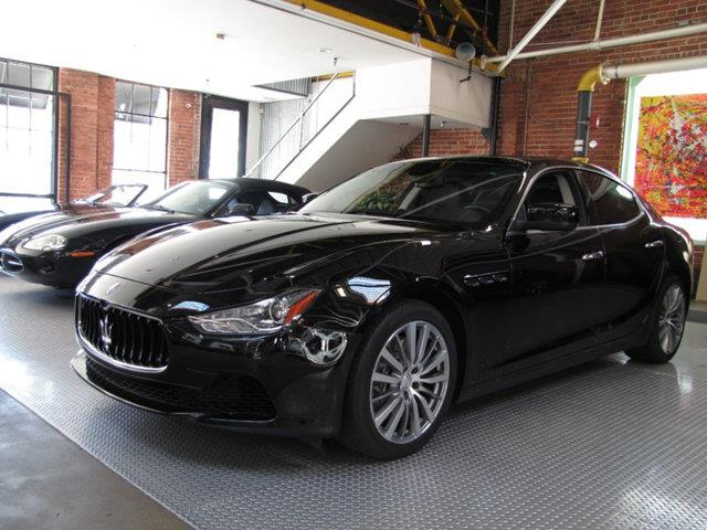 2015 Maserati Ghibli (CC-1152321) for sale in Hollywood, California