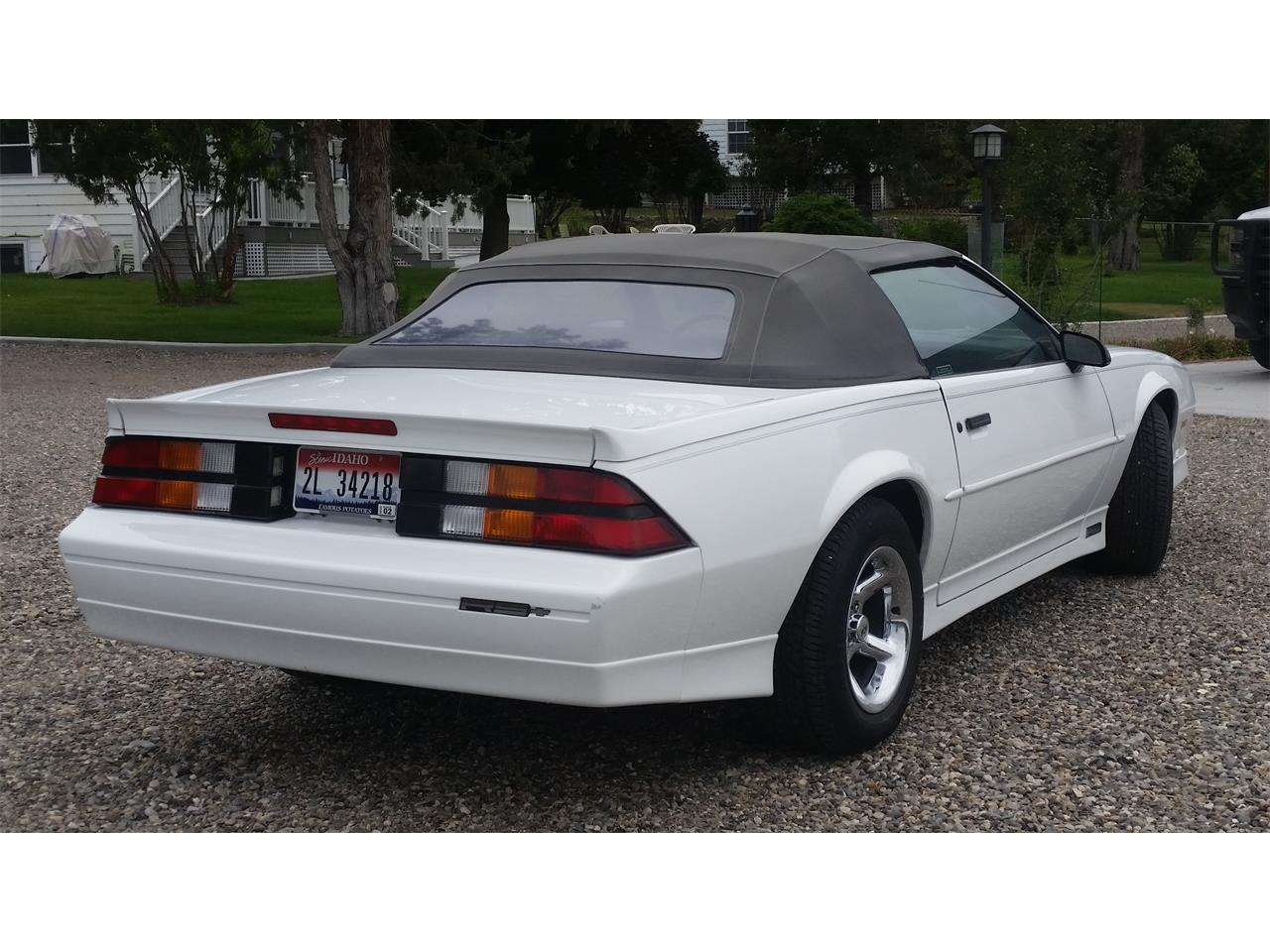 1989 Chevrolet Camaro RS (CC-1152367) for sale in Salmon, Idaho