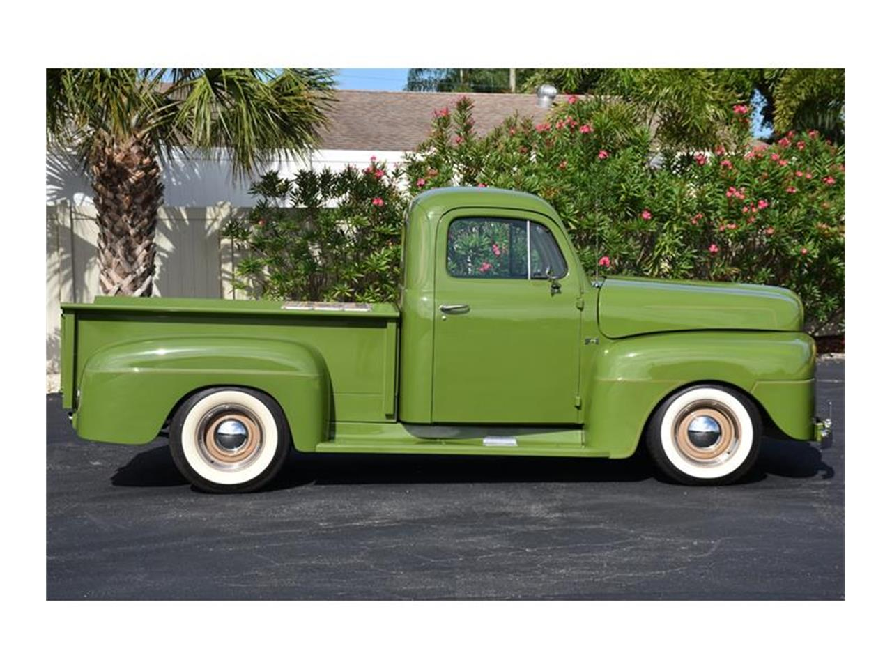 1949 Ford F1 (CC-1152395) for sale in New Hope, Pennsylvania