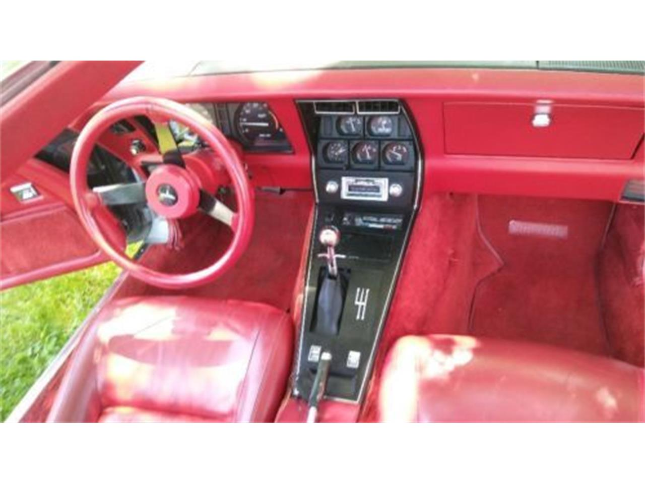 1980 Chevrolet Corvette (CC-1152455) for sale in Cadillac, Michigan