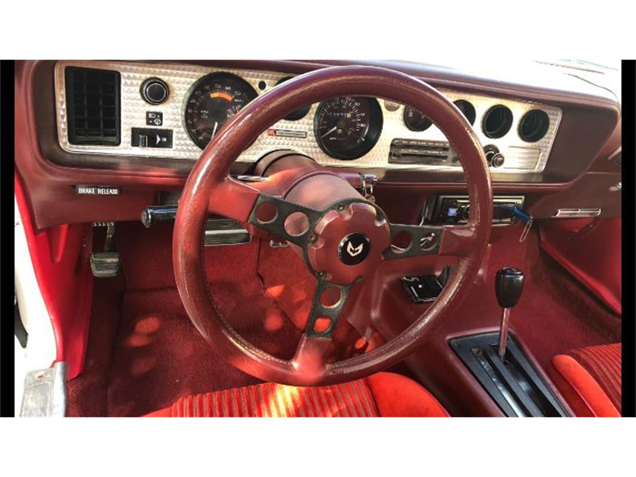 1981 Pontiac Firebird Trans Am (CC-1152502) for sale in Cadillac, Michigan