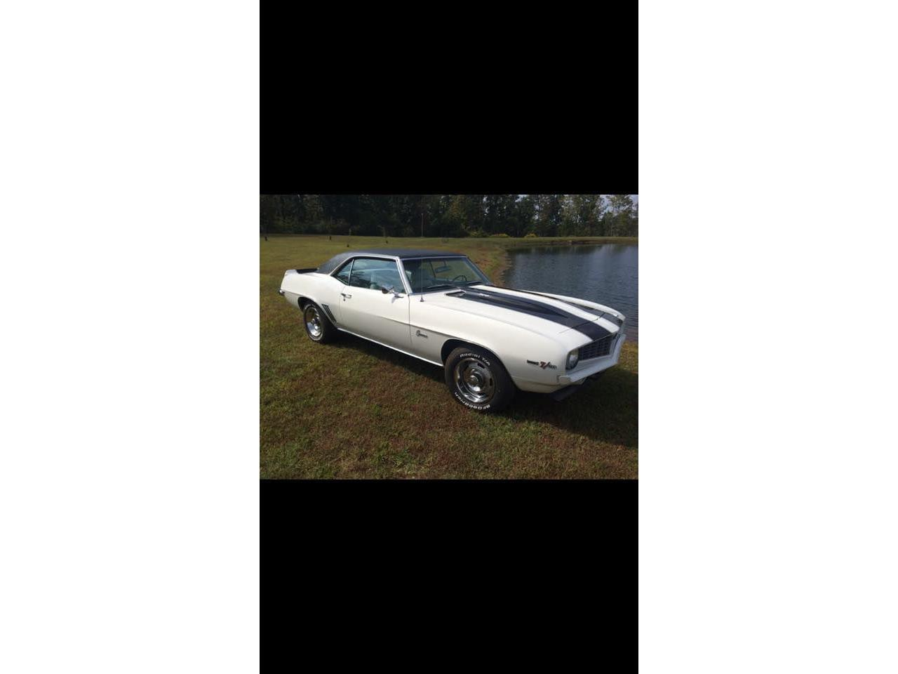 1969 Chevrolet Camaro (CC-1150026) for sale in West Pittston, Pennsylvania