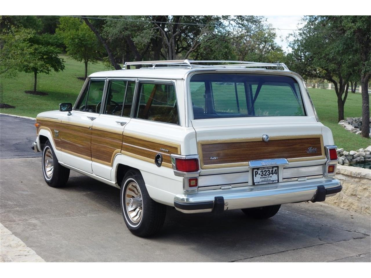 1983 Jeep Wagoneer (CC-1152680) for sale in Kerrvile, Texas