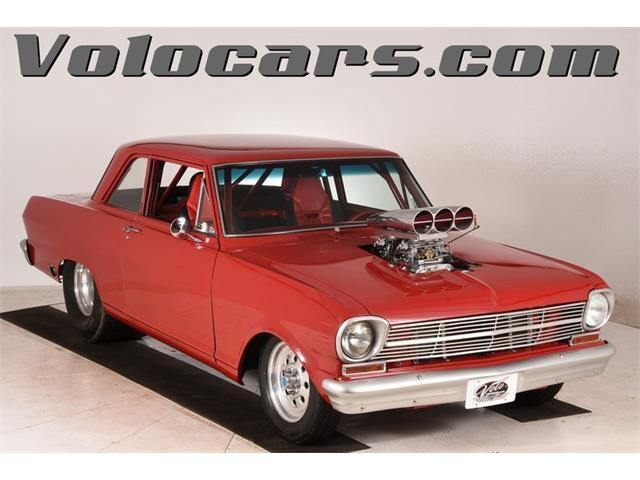 1962 Chevrolet Nova (CC-1152719) for sale in Volo, Illinois