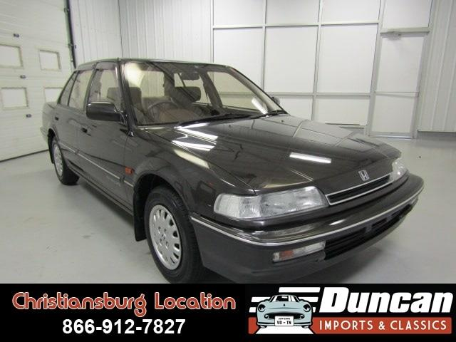 1990 Honda Civic (CC-1152737) for sale in Christiansburg, Virginia