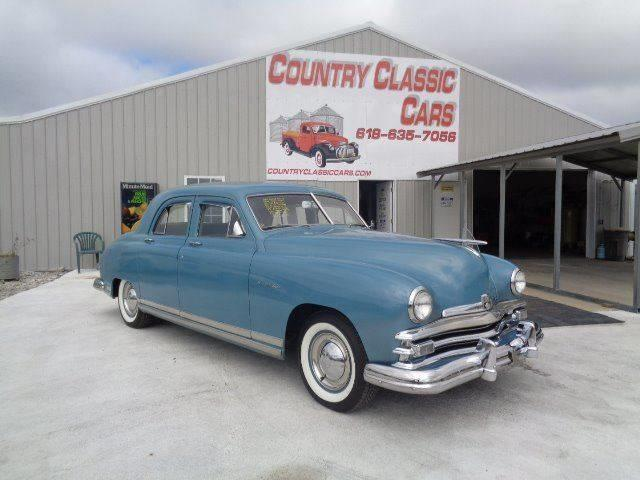 1950 Kaiser 2-Dr Sedan (CC-1152823) for sale in Staunton, Illinois